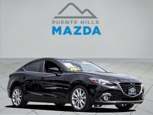 2016 Mazda Mazda3 s Grand Touring City of Industry CA