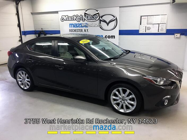 2016 Mazda Mazda3 s Grand Touring Rochester NY