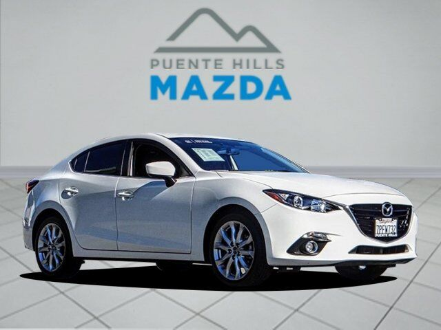 2016 Mazda Mazda3 s Touring City of Industry CA
