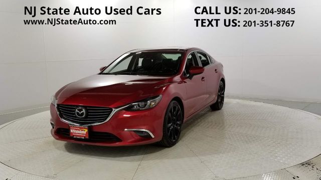 2016 Mazda Mazda6 4dr Sedan Automatic i Grand Touring Jersey City NJ