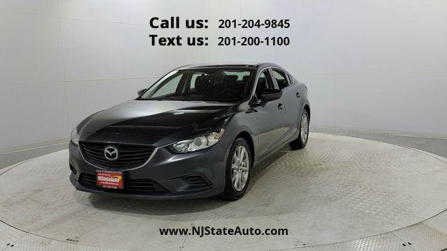 2016 Mazda Mazda6 4dr Sedan Automatic i Sport Jersey City NJ
