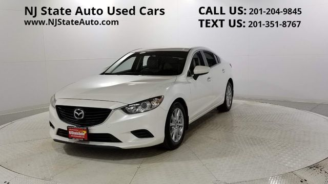 2016 Mazda Mazda6 4dr Sedan Manual i Sport Jersey City NJ