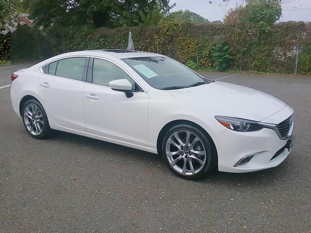2016 Mazda Mazda6 GT - Leather - Moonroof - Navigation - Back-up Camera Maple Shade NJ