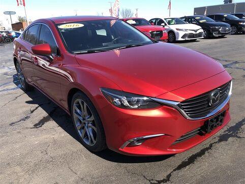 2016_Mazda_Mazda6_I GRAND TOURING_ Evansville IN