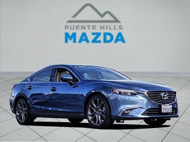 2016 Mazda Mazda6 i Grand Touring City of Industry CA