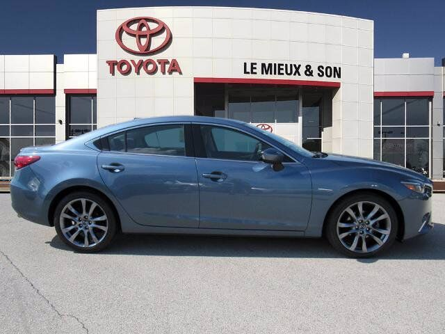 2016 Mazda Mazda6 i Grand Touring Green Bay WI
