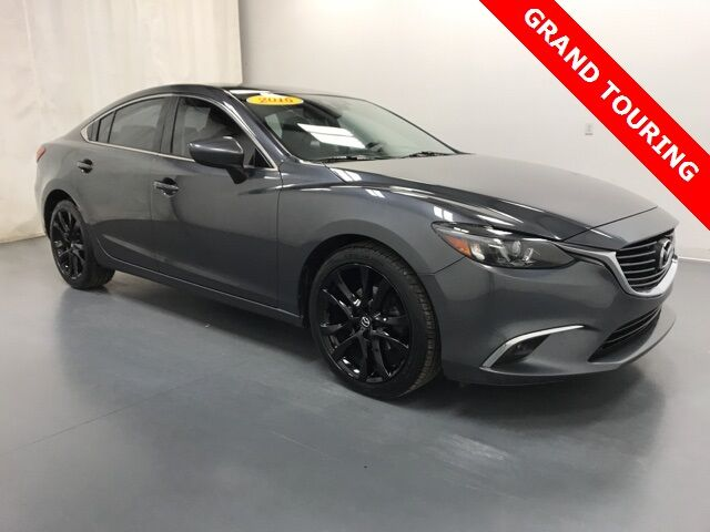 2016 Mazda Mazda6 i Grand Touring Holland MI