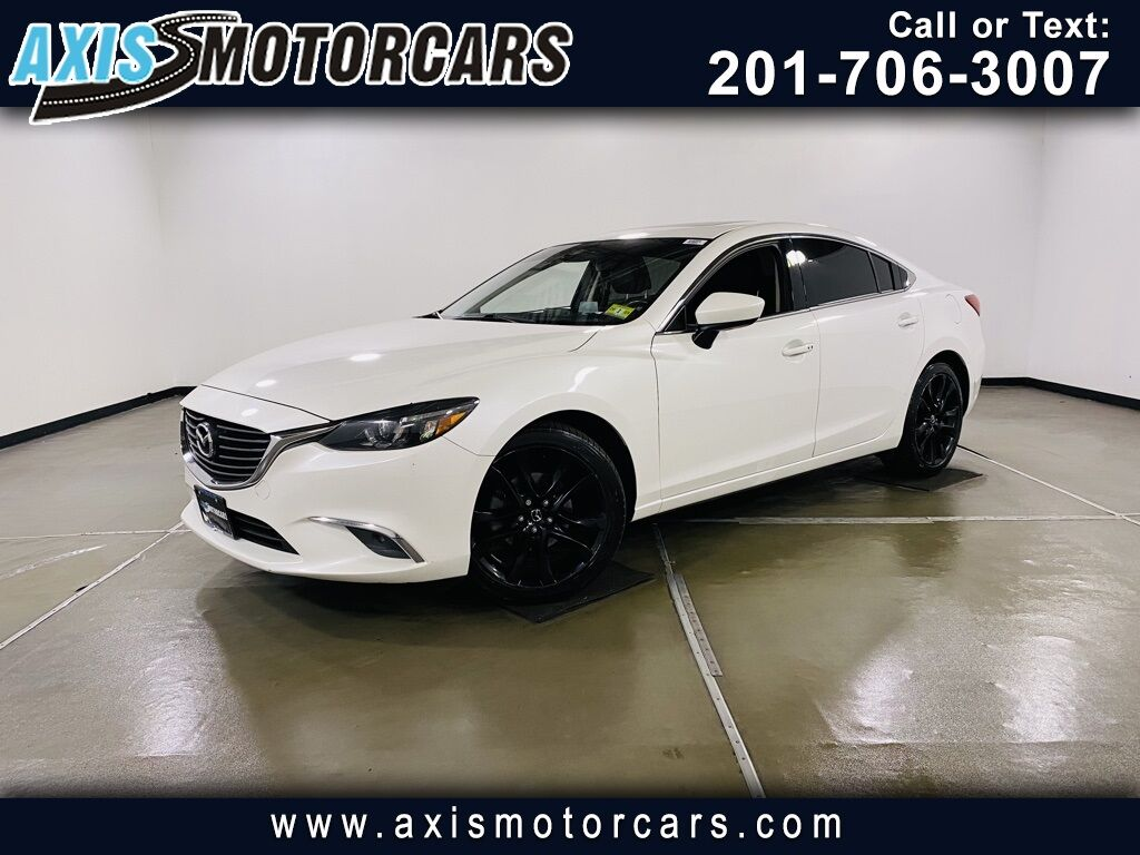 2016 Mazda Mazda6 i Grand Touring Jersey City NJ