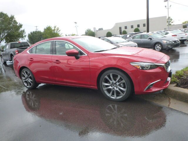 2016 Mazda Mazda6 i Grand Touring Memphis TN