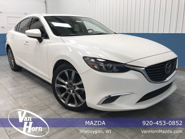 2016 Mazda Mazda6 i Grand Touring Milwaukee WI