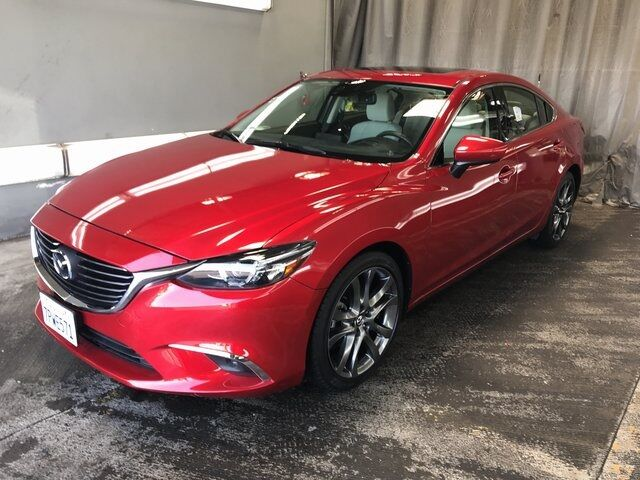 2016 Mazda Mazda6 i Grand Touring Plymouth WI