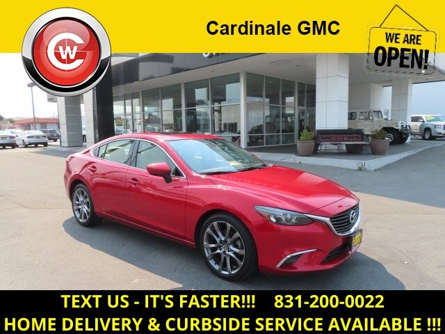 2016 Mazda Mazda6 i Grand Touring Seaside CA
