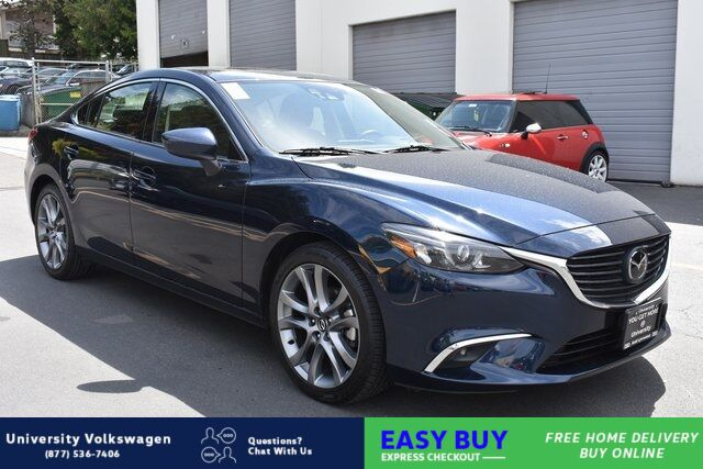 2016 Mazda Mazda6 i Grand Touring Seattle WA