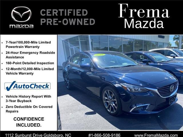 2016 Mazda Mazda6 i Grand Touring Sedan Goldsboro NC