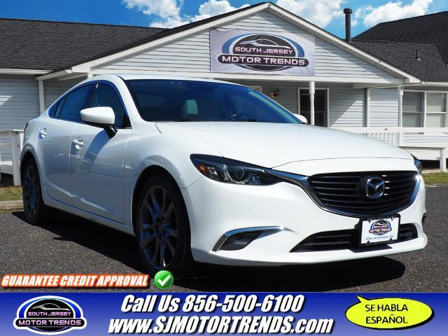 2016 Mazda Mazda6 i Grand Touring Vineland NJ