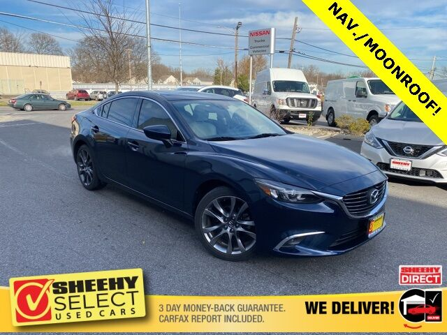 2016 Mazda Mazda6 i Grand Touring Glen Burnie MD