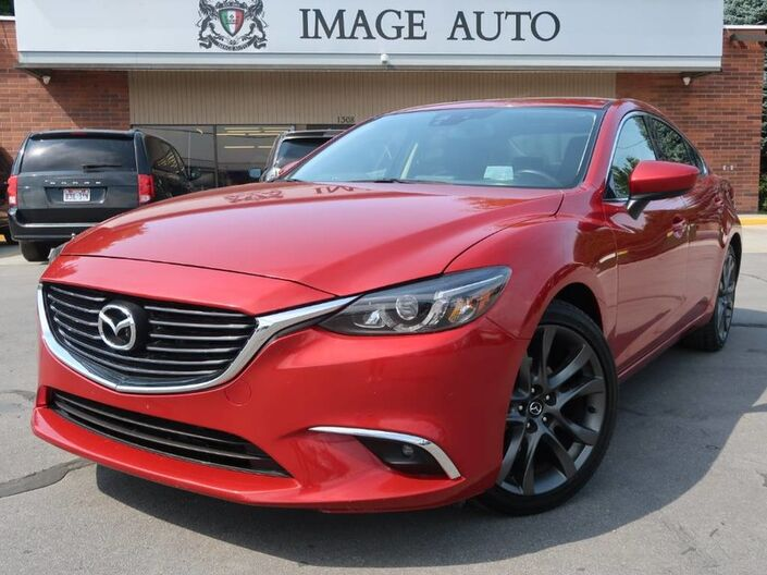 2016 Mazda Mazda6 i Grand Touring West Jordan UT