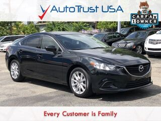 Mazda Mazda6 i Sport 1 OWNER BACKUP CAM BLUETOOTH 2016