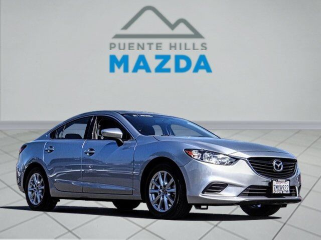 2016 Mazda Mazda6 i Sport City of Industry CA