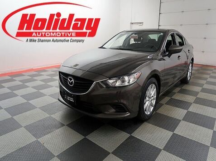 2016_Mazda_Mazda6_i Sport_ Fond du Lac WI