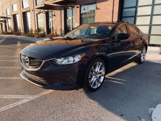 2016 Mazda Mazda6 i Touring Bountiful UT