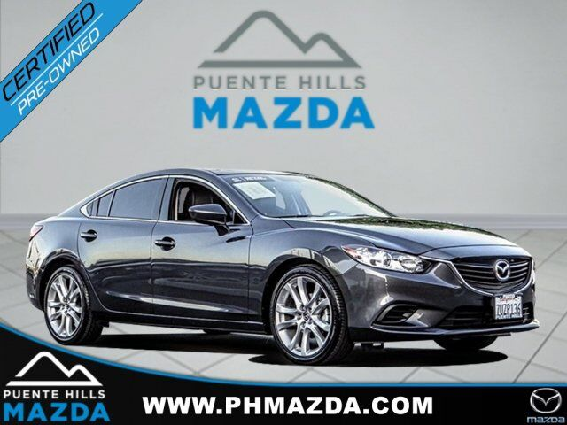 2016 Mazda Mazda6 i Touring City of Industry CA