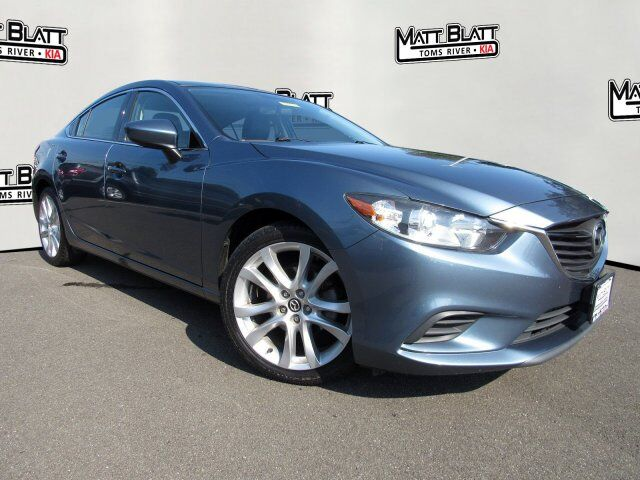 2016 Mazda Mazda6 i Touring Egg Harbor Township NJ