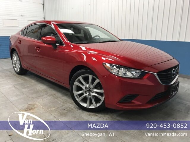 2016 Mazda Mazda6 i Touring Milwaukee WI