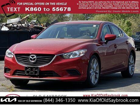 2016 Mazda Mazda6 i Touring Old Saybrook CT