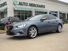 2016_Mazda_Mazda6_i Touring, PUSH START, BLUETOOTH CONNECTION, BACK-UP CAMERA, OEM STEREO, AUX POWER OUTLET, CD PLAYER_ Plano TX