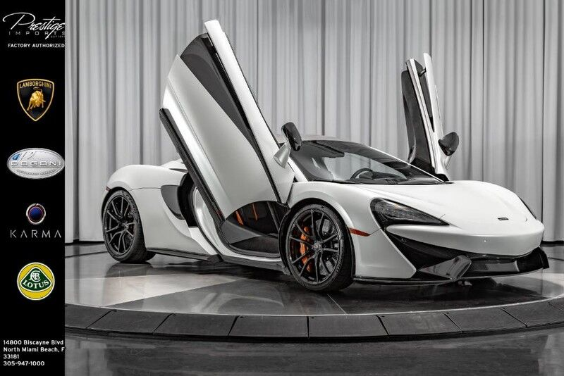 2016_McLaren_570S__ North Miami Beach FL