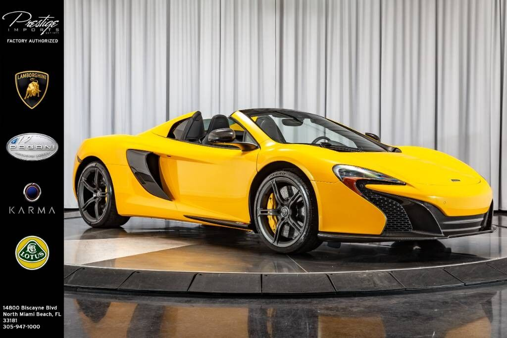 2016_McLaren_650 S__ North Miami Beach FL