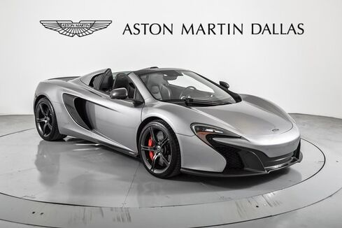 2016_McLaren_650S_SPIDER_ Dallas TX