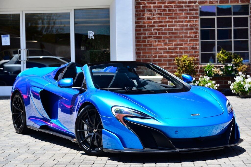 2016 McLaren 675LT Lawrence KS