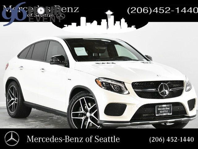 2016 Mercedes-Benz 4MATIC® 4dr GLE 450 AMG® Cpe Seattle WA