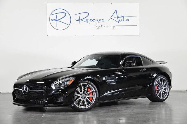 2016 Mercedes-Benz AMG GT S $149,660 MSRP BURMESTER Audio CarbonFiber Lane Tracking The Colony TX