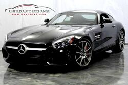 Mercedes-Benz AMG GT S 4.0L V8 Engine RWD w/ Navigation, Bluetooth Technology, Front and Rear Parking Aid with Rear View Camera, Burmester High-End Surround System, Fixed Panorama Roof Addison IL