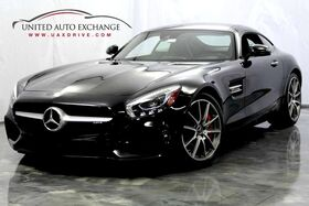 2016_Mercedes-Benz_AMG GT S_4.0L V8 Engine RWD w/ Navigation, Bluetooth Technology, Front and Rear Parking Aid with Rear View Camera, Burmester High-End Surround System, Fixed Panorama Roof_ Addison IL