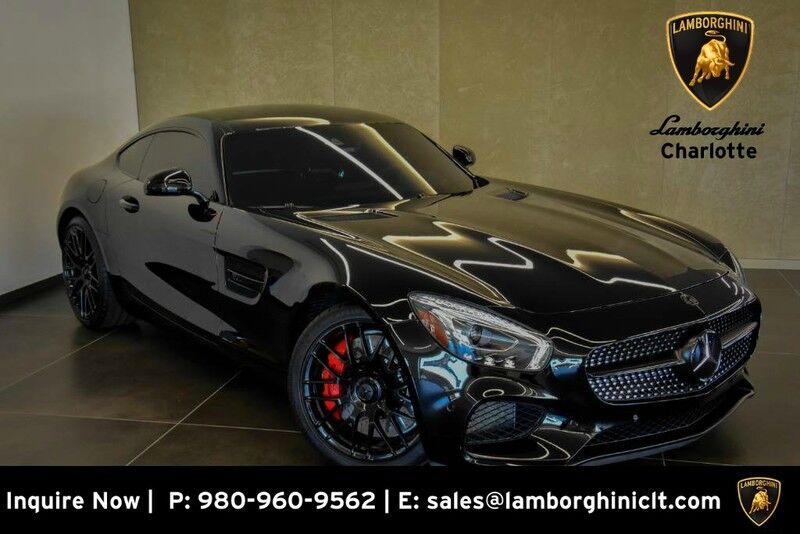 2016_Mercedes-Benz_AMG GT_S_ Charlotte NC