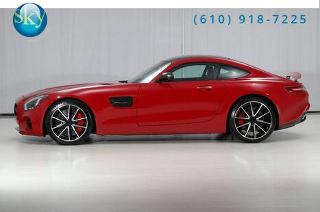 2016_Mercedes-Benz_AMG GT_S Coupe_ West Chester PA