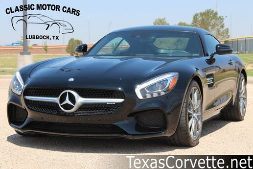2016 Mercedes-Benz AMG GT S Lubbock TX
