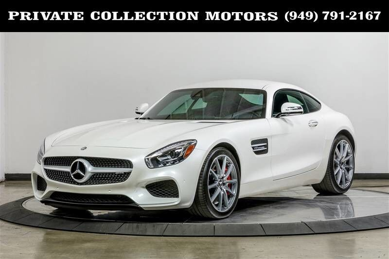 2016_Mercedes-Benz_AMG GT_S Only 8,800 Miles One Owner_ Costa Mesa CA