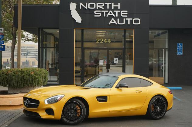 2016_Mercedes-Benz_AMG GT_S_ Walnut Creek CA