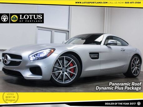 2016_Mercedes-Benz_AMG GTS_AMG Dynamic Plus Pkg 9k Miles_ Portland OR