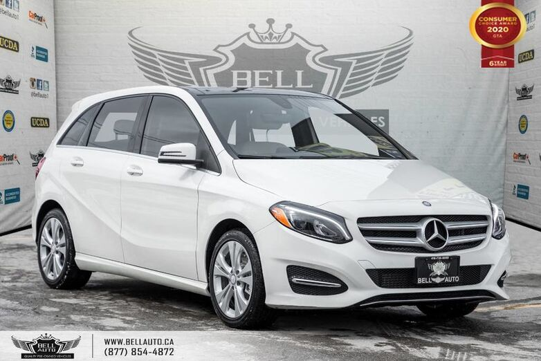 2016 Mercedes-Benz B-Class B 250 Sports Tourer, AWD, NO ACCIDENT, NAVI, REAR CAM Toronto ON