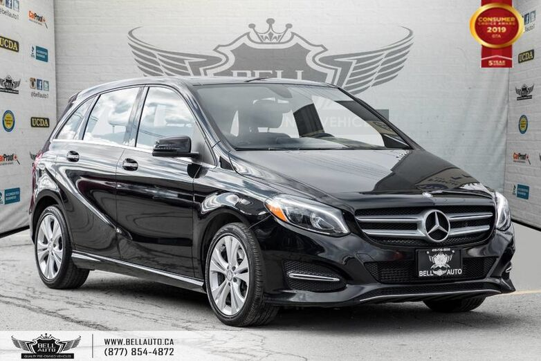 2016 Mercedes-Benz B-Class B 250 Sports Tourer, NO ACCIDENT, AWD, NAVI, BACK-UP CAM, B.SPOT Toronto ON
