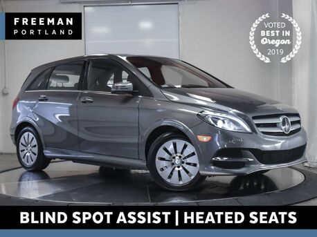 2016_Mercedes-Benz_B250e_Blind Spot Assist Back-Up Camera Heated Seats_ Portland OR