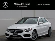 2016_Mercedes-Benz_C_300 4MATIC® Sedan_ Bellingham WA