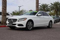 2016_Mercedes-Benz_C_300 4MATIC® Sedan_ Gilbert AZ