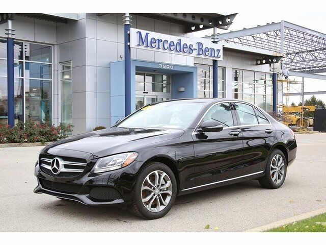2016 Mercedes-Benz C 300 4MATIC® Sedan Indianapolis IN